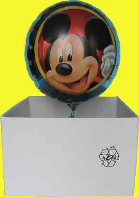 Luftballons Versand